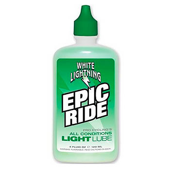Epic Ride is a superior chain lube, Yesteryear cyclery, New Bedford, MA
